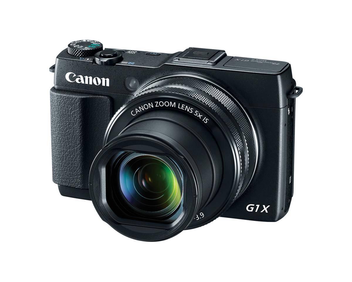 Компактная камера Canon Powershot G1 X Mark 2