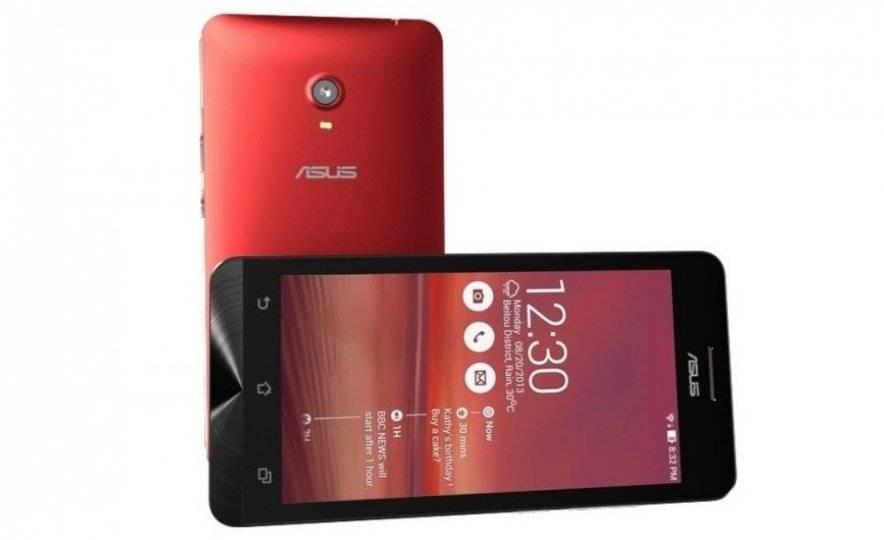 Стоимость на смартфоны Asus ZenFone