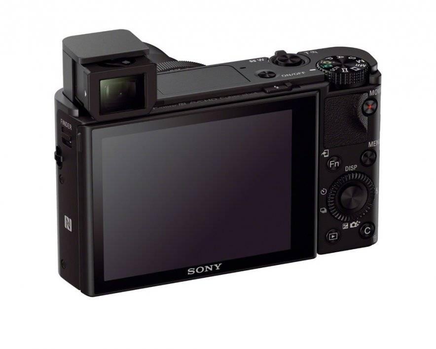 Cyber-shot RX100 III - компакт от Sony.