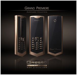Gresso Avantgarde Regal Titanium