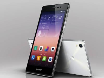 Новый мощный смартфон Ascend P7  от компании Huawei