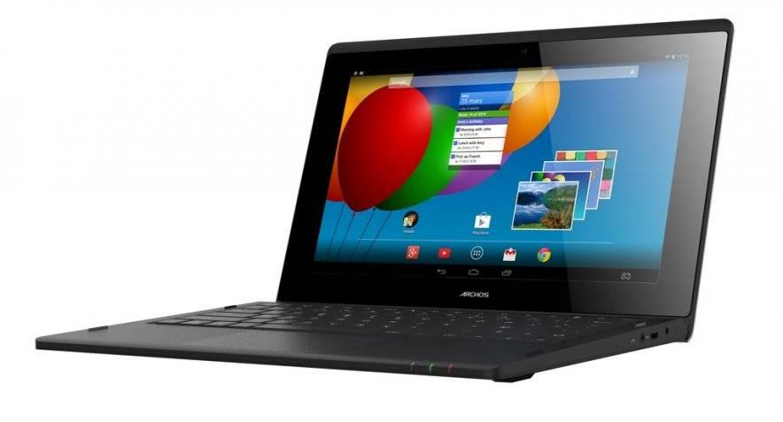 Новый девайс ArcBook создан на базе Android
