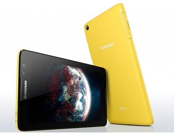 Компания Lenovo выпустила 3 новых планшета серии А