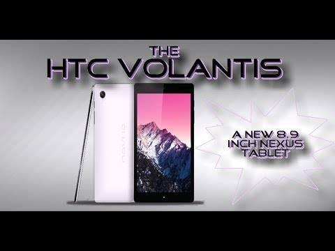 Новый планшетный компьютер HTC Volfntis