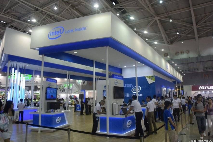 Компания Intel выпустила мощные процессоры Core M