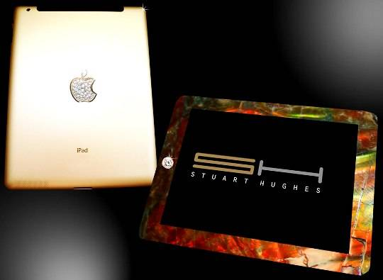 Планшет iPadстоимость котрого достигла 8 миллионов долларов