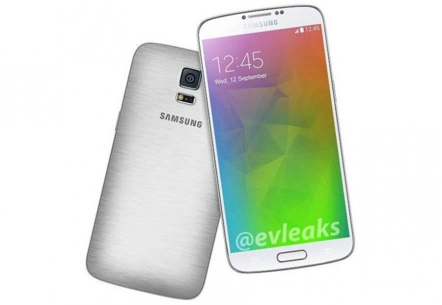 Компания Samsung представила свой новый гаджет Galaxy Alpha