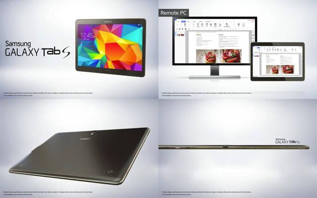 У планшетов Samsung Galaxy Tab S обнаружили брак