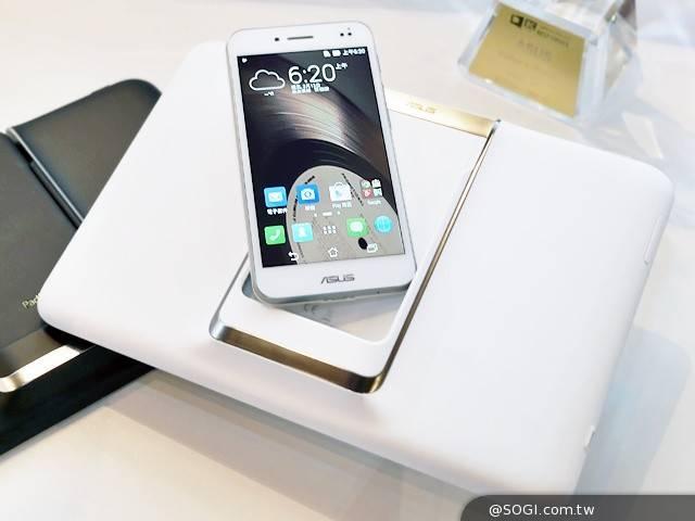 На выставке компания Asus представит свой новый смартфон-планшет Padfone S