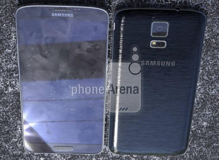 Фото нового смартфона Samsung Galaxy F уже опубликованы
