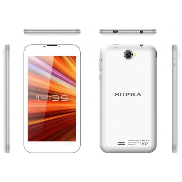 Сочетание смартфона и планшета в модели - SupraM621G
