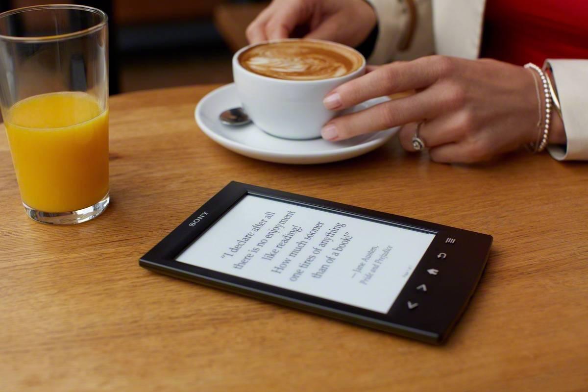Чем отличается электронная книга от других гаджетов