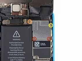 — Замена разъема питания для Apple iPhone 5c